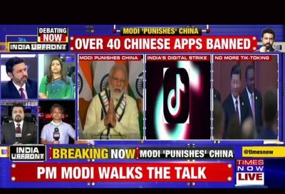 list of banned Chinese apps in India